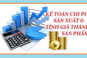 Các phương pháp tính giá hàng nhập kho NVL - thành phẩm<