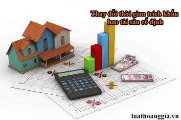 Hạch toán trích khấu hao TSCĐ khi trích, cách hạch toán TSCĐ khi mua về<