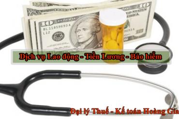 Dịch vụ Lao động - Tiền Lương - Bảo hiểm